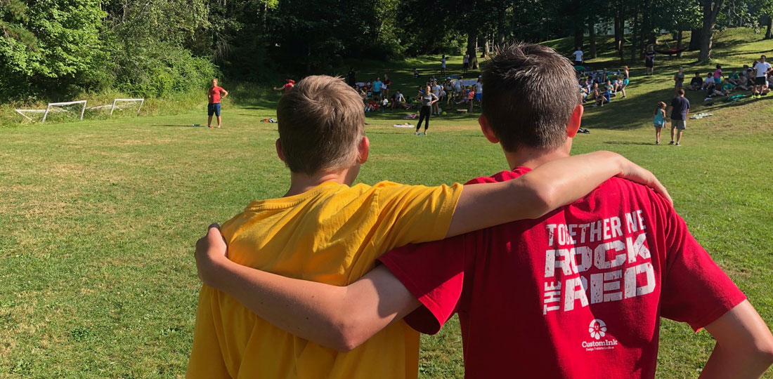 Special Olympic Activities at Camp Lee Mar