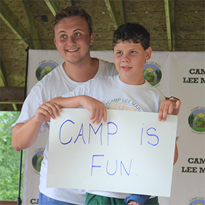Ten Reasons to Register for the 2021 Season at Camp Lee Mar