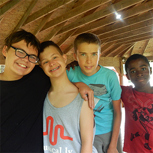 Speech therapy camps and our campers friendship circle