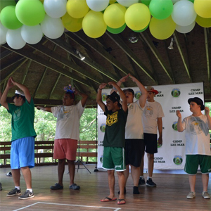 Special Needs Summer Camp Music Program