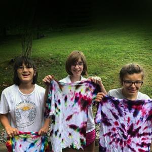 Happy Children at Camp Lee Mar